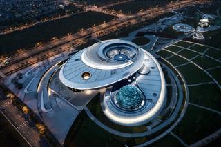 Ennead建筑事务所倾力打造上海天文馆
