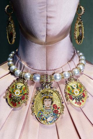 Dolce&Gabbana 杜嘉班纳 2021高级定制系列于威尼斯发布