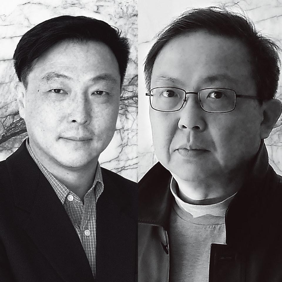 莫平(左)司徒佐(右)