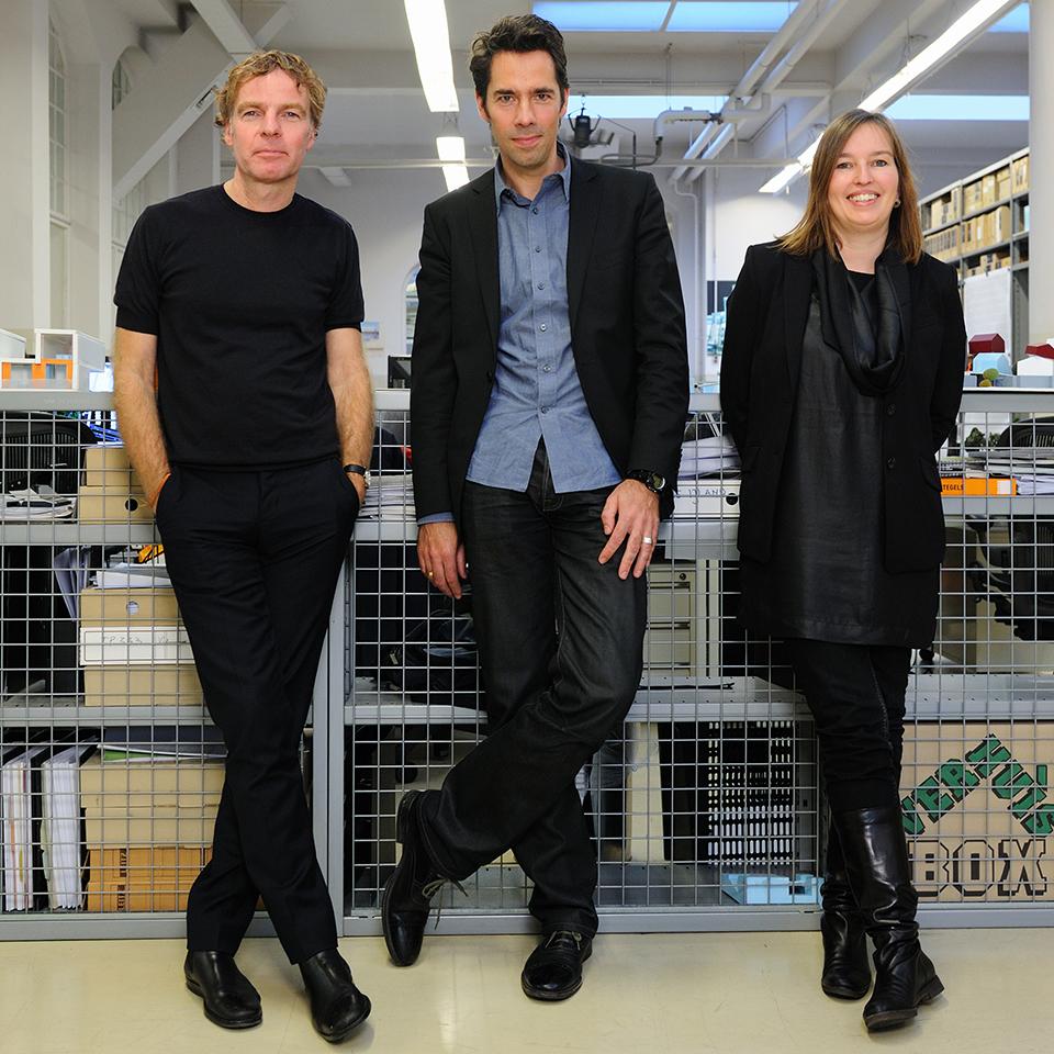 Winy Maas、Jacob van Rijs、Nathalie de Vries