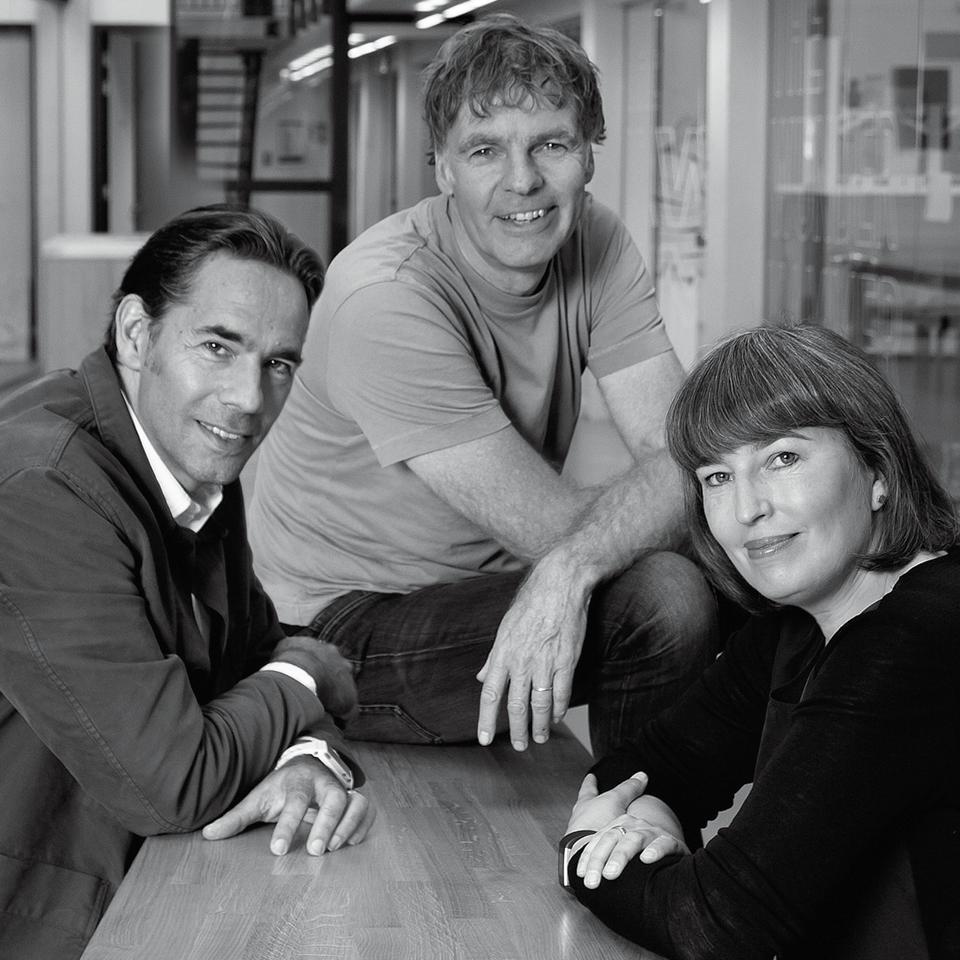 Jacob van Rijs、Winy Maas、Nathalie de Vries