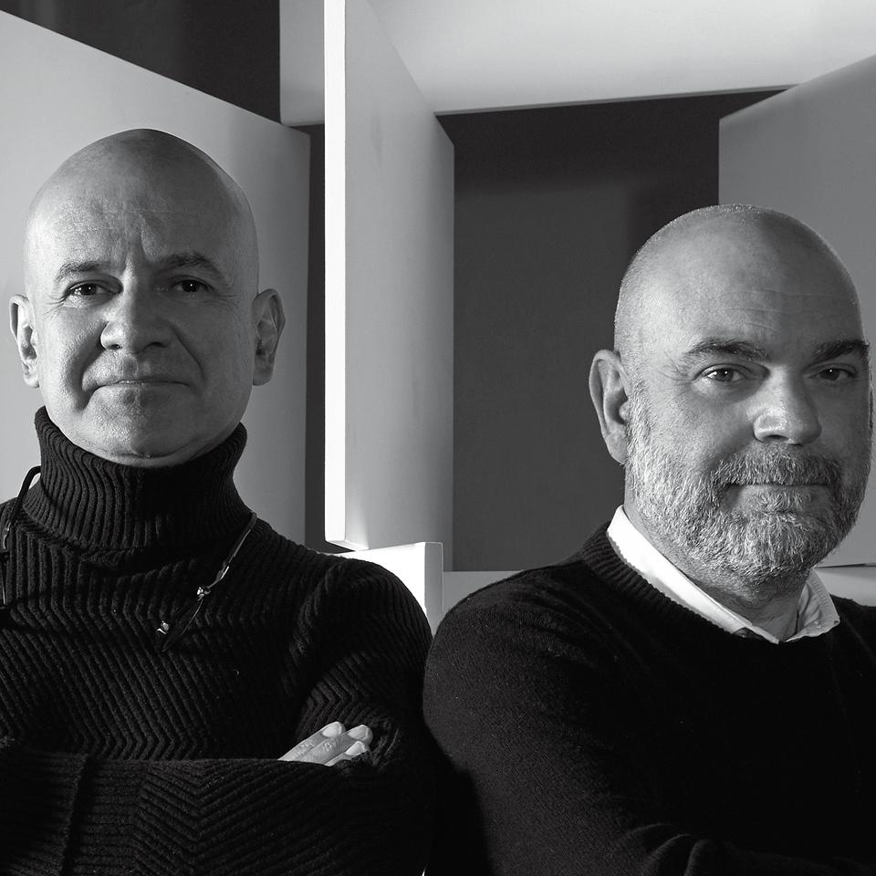 Tiziano Vudafieri、Claudio Saverino