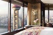 上海浦東麗思卡爾頓酒店 The Ritz-Carlton Shanghai, Pudong:對ART DECO和老上海風情進行追憶和致敬的酒...