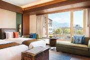 拉薩香格里拉大酒店 Shangri-La Hotel, Lhasa:酒店地處布達拉宮和夏宮間,其262間客房和17間套房都環繞...