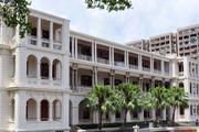 香港Hullet House:尽管酒店依托的是香港最古老的建筑(1881年建成的前水警总督府),但丝毫不妨碍其坐拥...