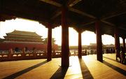 北京,故宫魅影。