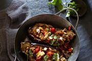 印度风味慢炖酿茄子