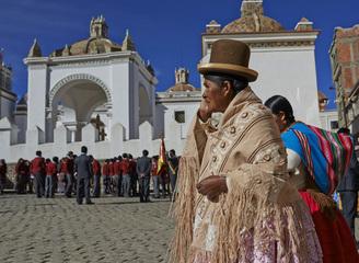 巫婆、古柯般魔幻的玻利维亚