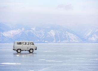 车窗外的西伯利亚