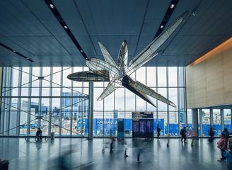 在赫尔辛基机场住一个月是一种怎样的体验?