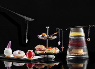 北京瑰丽酒店携手万宝宝高级珠宝定制系列呈现精美下午茶