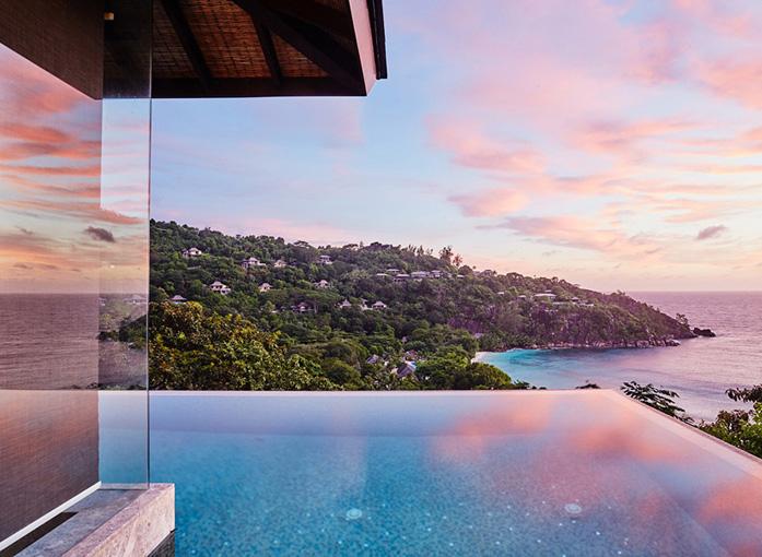 推开窗就值回房价,15间酒店风景最好的房间