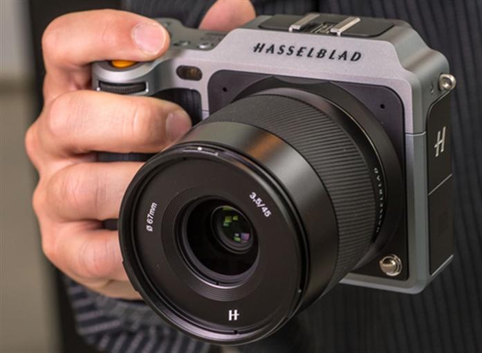 哈苏X1D相机荣获德国红点设计大奖