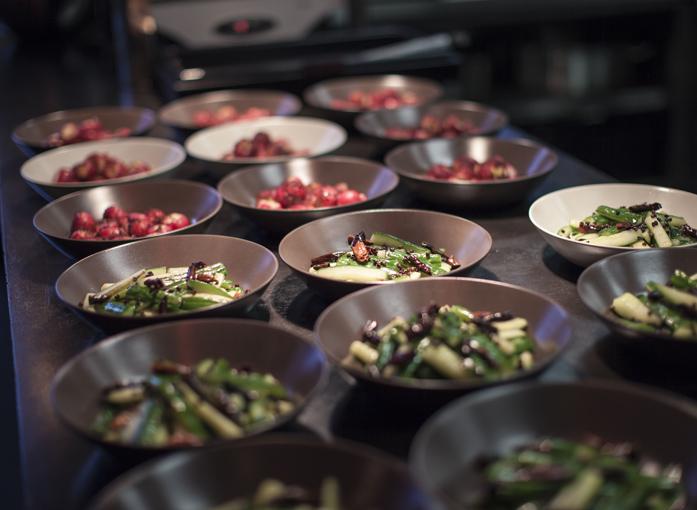 """柏林丽晶酒店米其林二星餐厅推出年度""""食尚厨房派对"""""""