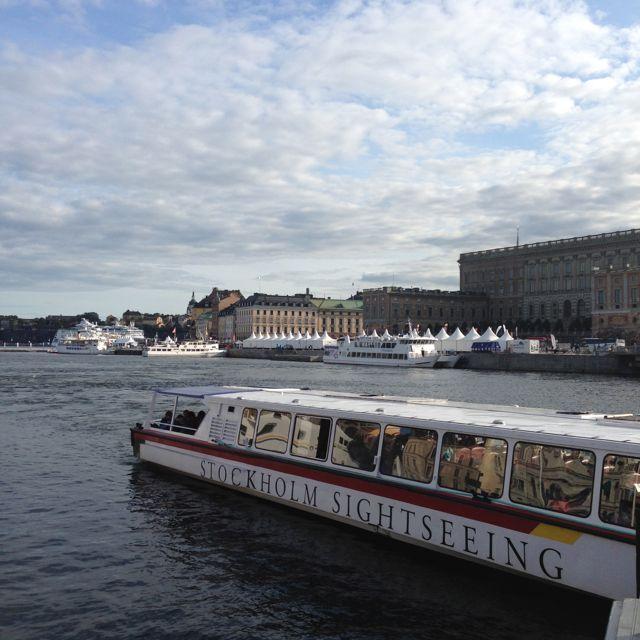 北欧之旅 瑞典古堡海岸绝美风光