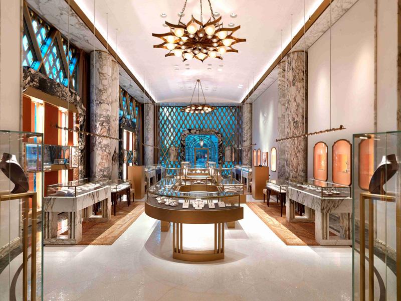 宝格丽庆祝第五大道精品店重装盛启  全新推出纽约珠宝系列