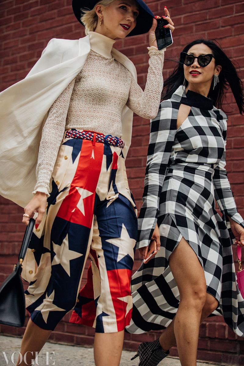 2019纽约春夏时装周街拍DAY2