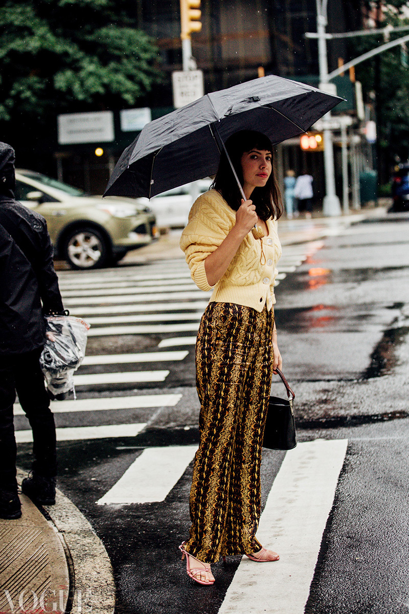 2019纽约春夏时装周街拍DAY4