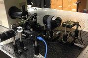 """为了拍摄""""光线爆破"""" 科学家启用了一台特殊相机"""