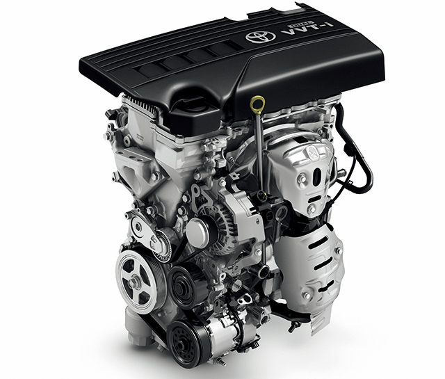 丰田vvt-i发动机