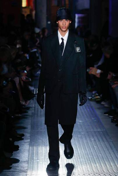 Look 59 from the Autumn/Winter 2018 collection