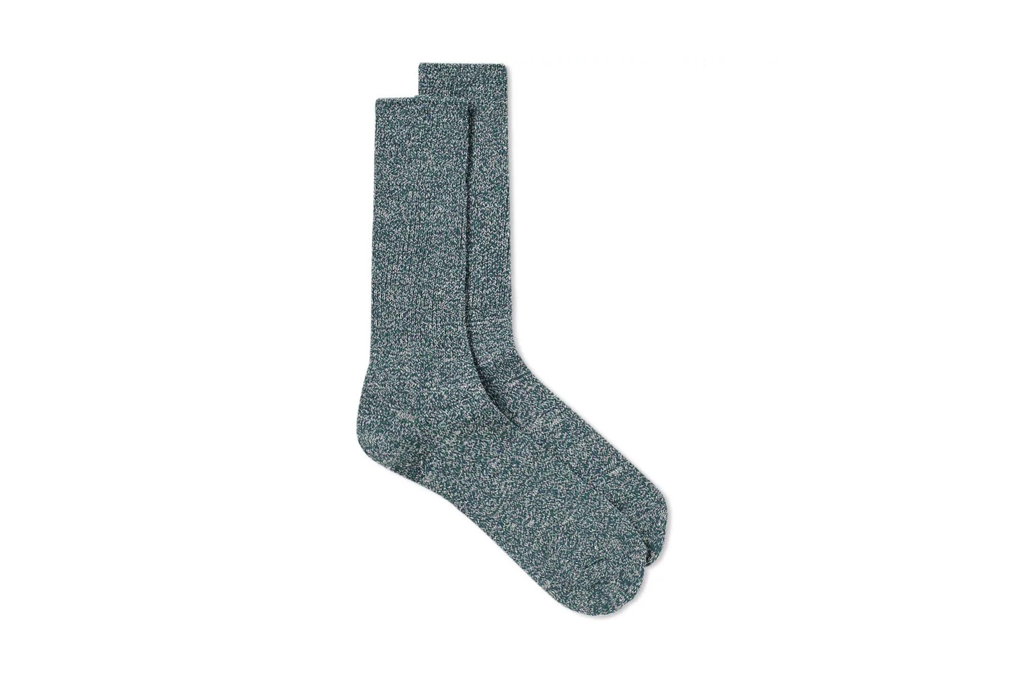 露脚踝没那么时髦了 来选选袜子吧