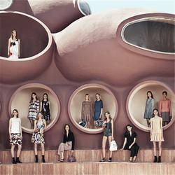 Dior 二零一六早春成衣系列发布秀