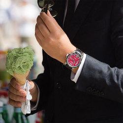 夏日腕表款的速度与激情