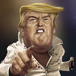美国大选,特朗普为什么这样红