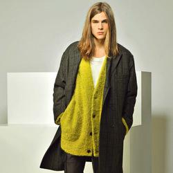 供暖的冬天,大衣脱了穿什么?