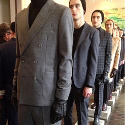 2016秋冬男装周伦敦站之风格两极化