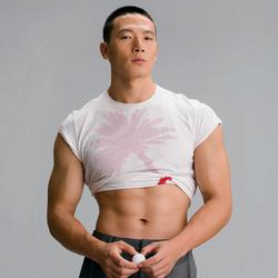 中国的肌肉轮廓