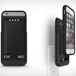 一体两用!充电宝+手机壳