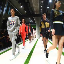 以运动定义高级时装,以跨界诠释优雅经典 ——JASON WU x FILA 2017 春夏系列在京发布