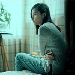 杨子珊为电影《路过未来》 减重20斤