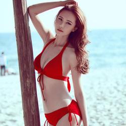 假日海滩 性感女郎