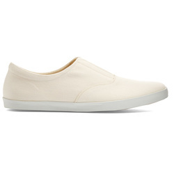 懒人必备的丹宁布鞋