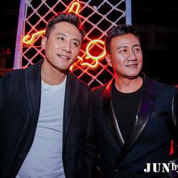 胡军刘烨同框秀时尚 JUN by YO『心中的风景』系列星光最佳助攻