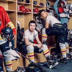 GQ报道   国家任务:中国冰球的破冰之旅