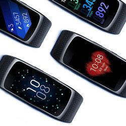 Samsung Gear Fit 2要唱着歌游泳