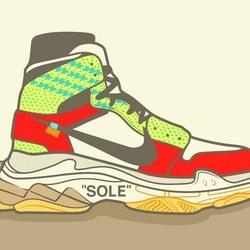这大概就是我们梦想中最时髦的球鞋样貌了