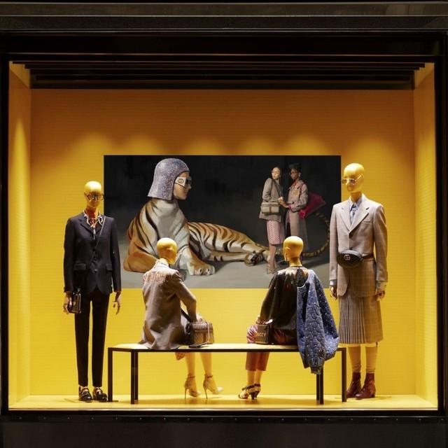 超现实主义艺术和Gucci擦出了怎样的火花