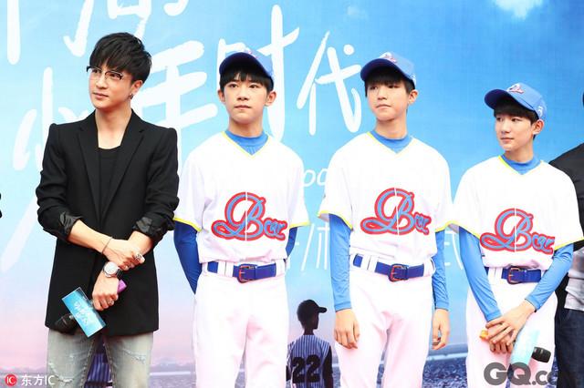 我们的少年_《我们的少年时代》tfboys化身棒球男孩