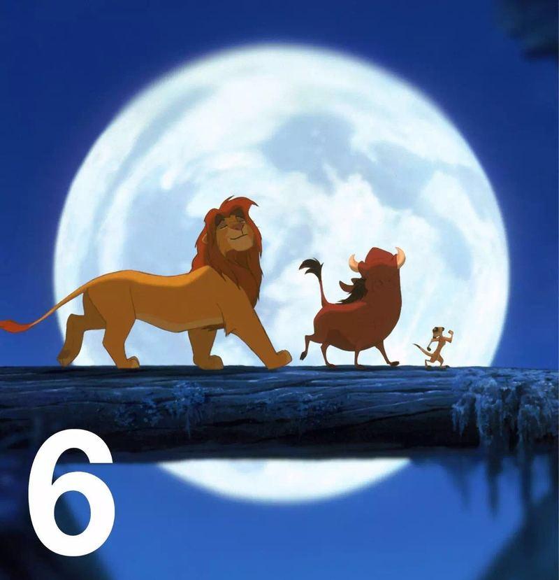 真人版 狮子王 即将开拍,但仔细一想哪里不对