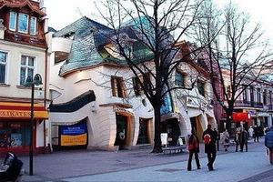 """正视你的设计 不要搞""""奇奇怪怪的建筑"""""""