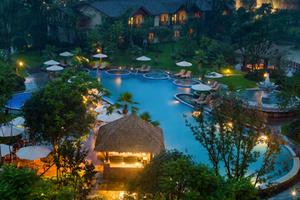 APEC假期国内游 20个好风景酒店