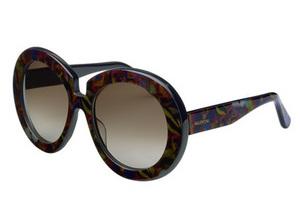 给女友的心水好礼:Valentino Camubutterfly 太阳眼镜