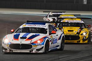 Calamia加冕玛莎拉蒂Trofeo世界锦标赛总冠军