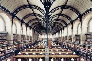 美过博物馆!全球最震撼图书馆