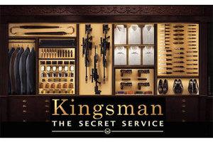 史上最绅士特工《Kingsman:The Secret Service》电影单品全收录
